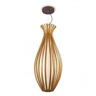 Comprar lámpara colgante Bamboo Grok.