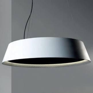 lámpara ringofire grok en fondo gris