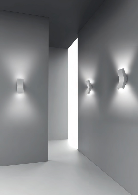 Apliques blancos Bend by Grok