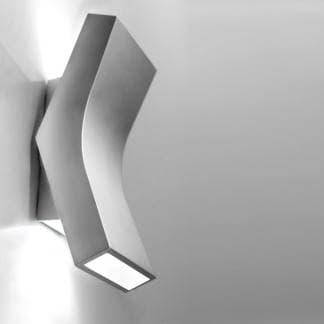 Comprar apliques de pared grises Bend by Grok