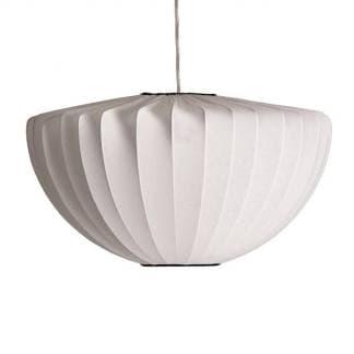 Lámpara de techo de tela