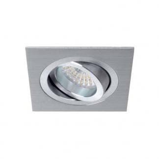 aro empotrable orientable aluminio