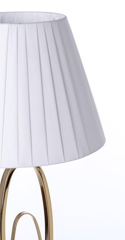 Lámpara de mesa de estilo Art deco