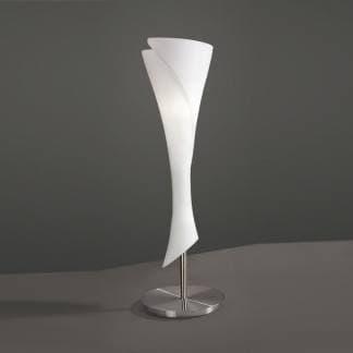Lámpara de mesa elegante zack mantra