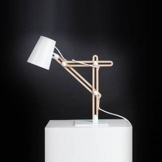 Lámpara de mesa flexo nórdico looker mantra
