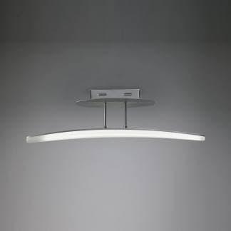 Lámpara de techo hemisferic Mantra corta
