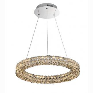 Lámpara de suspensión cristal Mantra 50cm