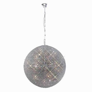 Lámpara de techo cristal led Mantra balls