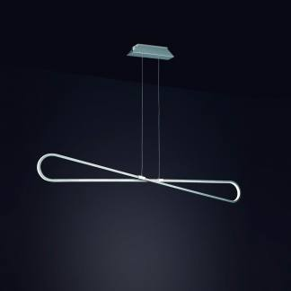 Lámpara de techo estilo moderno bucle Mantra