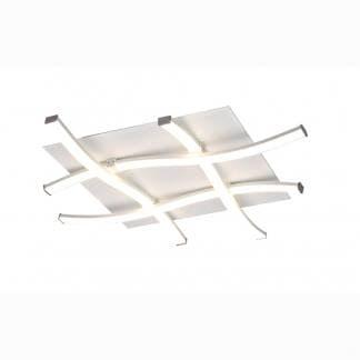 Plafón de techo nur blanco Mantra 34w