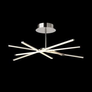 Lámpara de techo minimalista aire led Mantra