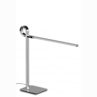 Lámpara de mesa cinto cromo Mantra minimalista
