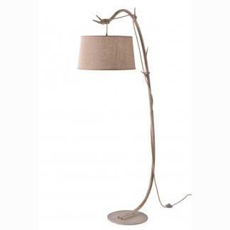 Lámpara de pie ramas de árbol sabina Mantra