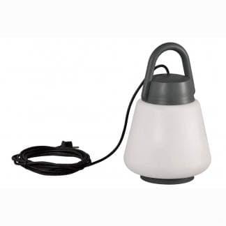 Lámpara de mesa exterior kinke Mantra ip65