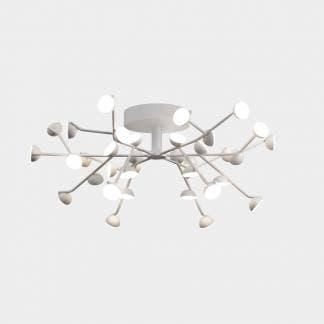 Lámpara de techo moderna adn Mantra 100w