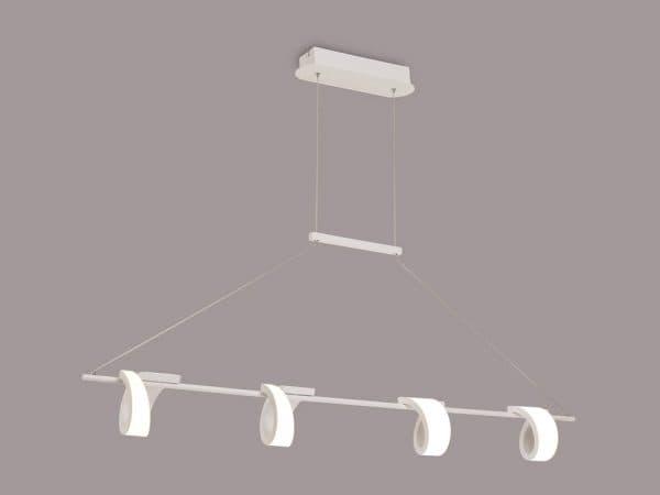 de de diseño Lámpara techo Tsunami minimalista Mantra SpVqzUMG