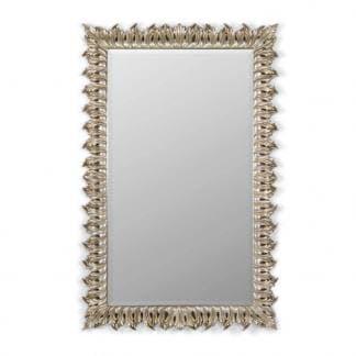 Espejo decorativo de pared champan
