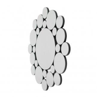 Espejo veneciano círculos