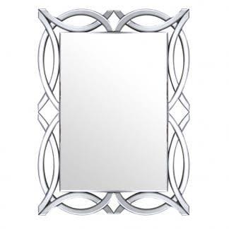 Espejo veneciano para comoda