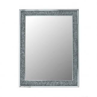 Espejo grande con cristalitos 2
