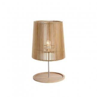 Lámpara de mesa de madera PICEA