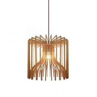 Lámpara de techo de madera FLORIDA