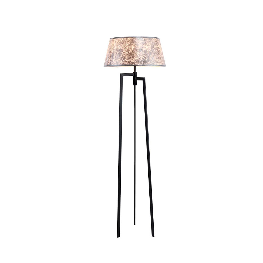 Lámpara de pie minimalista Virginia