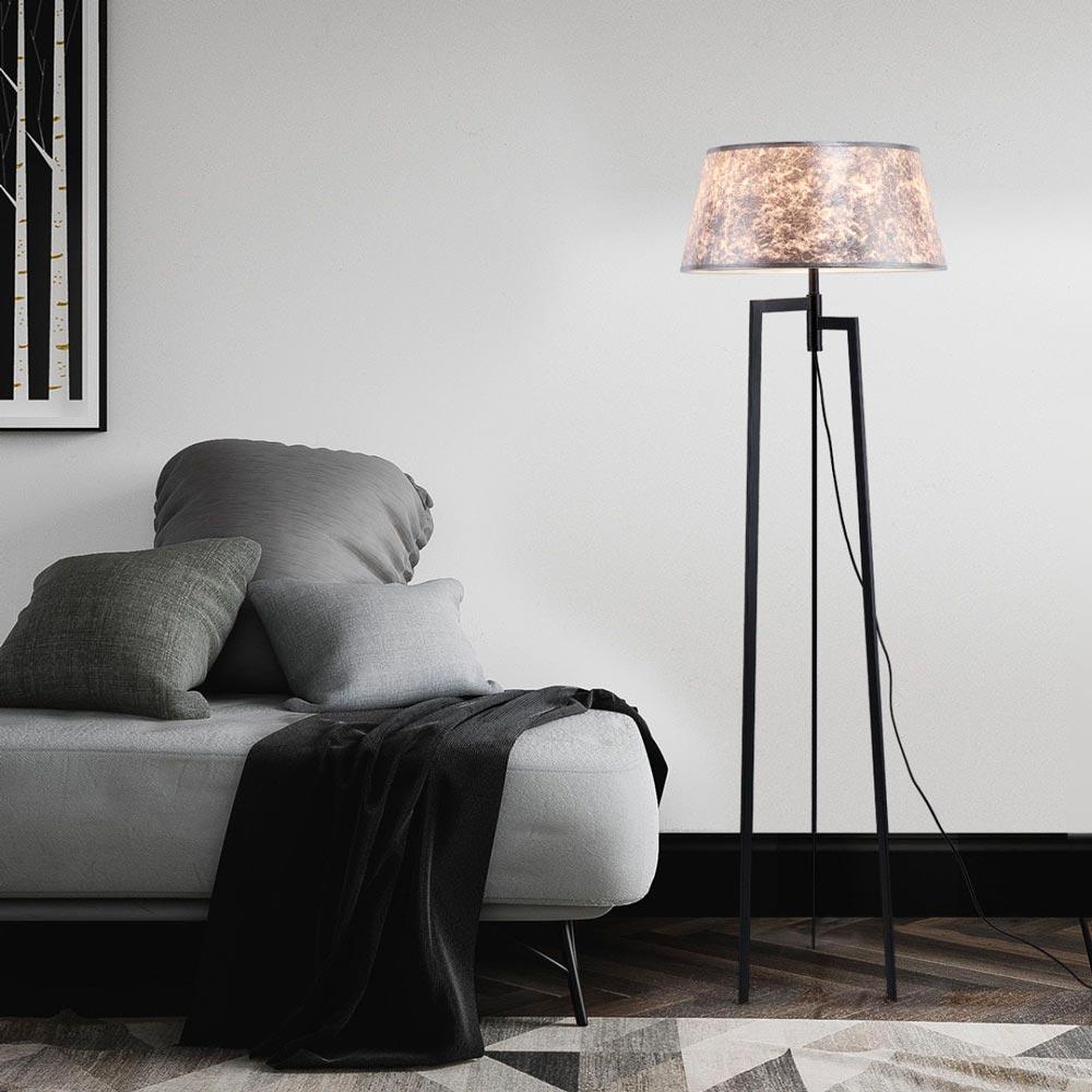 Lámpara de pie minimalista Virginia ambiente