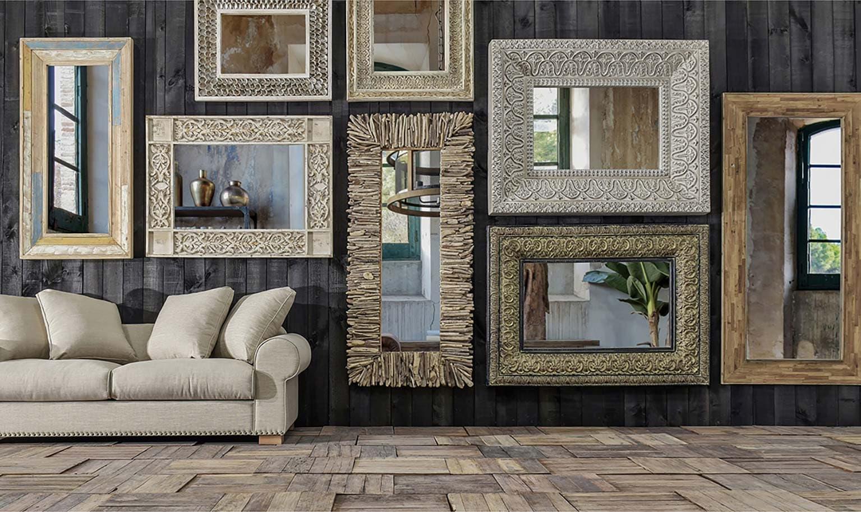 por qué decorar con espejos